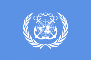 800px-Flag_of_the_International_Maritime_Organization-300x199